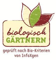 Biologisch Gärtnern, Gartenbau.